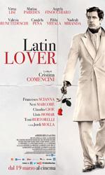 Latin Lover, il poster - Il poster di Latin Lover di Cristina Comencini.