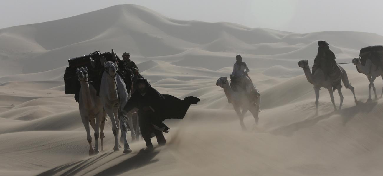 In foto Nicole Kidman (54 anni) Dall'articolo: Berlinale 2015, l'attesa per Queen of the Desert.