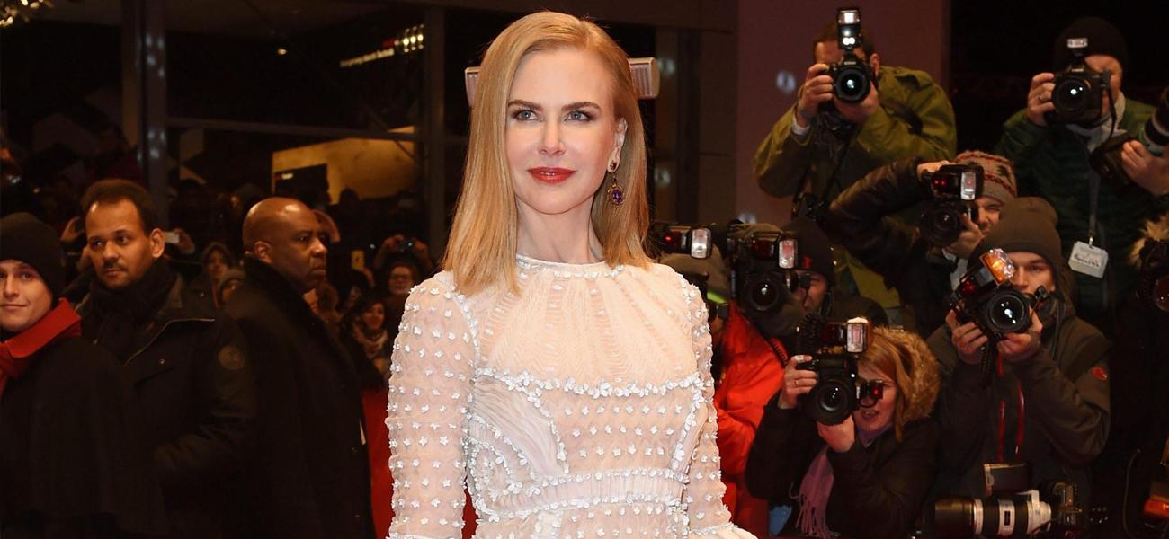 In foto Nicole Kidman (54 anni) Dall'articolo: Berlinale 2015, le attrici più glamour del Festival.