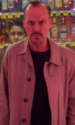 Il teatro e i supereroi - In foto Michael Keaton in una scena del film Birdman di Alejandro González Iñárritu.