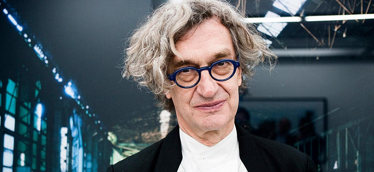 In foto Wim Wenders (76 anni) Dall'articolo: Berlinale 2015, l'omaggio al cinema di Wim Wenders.