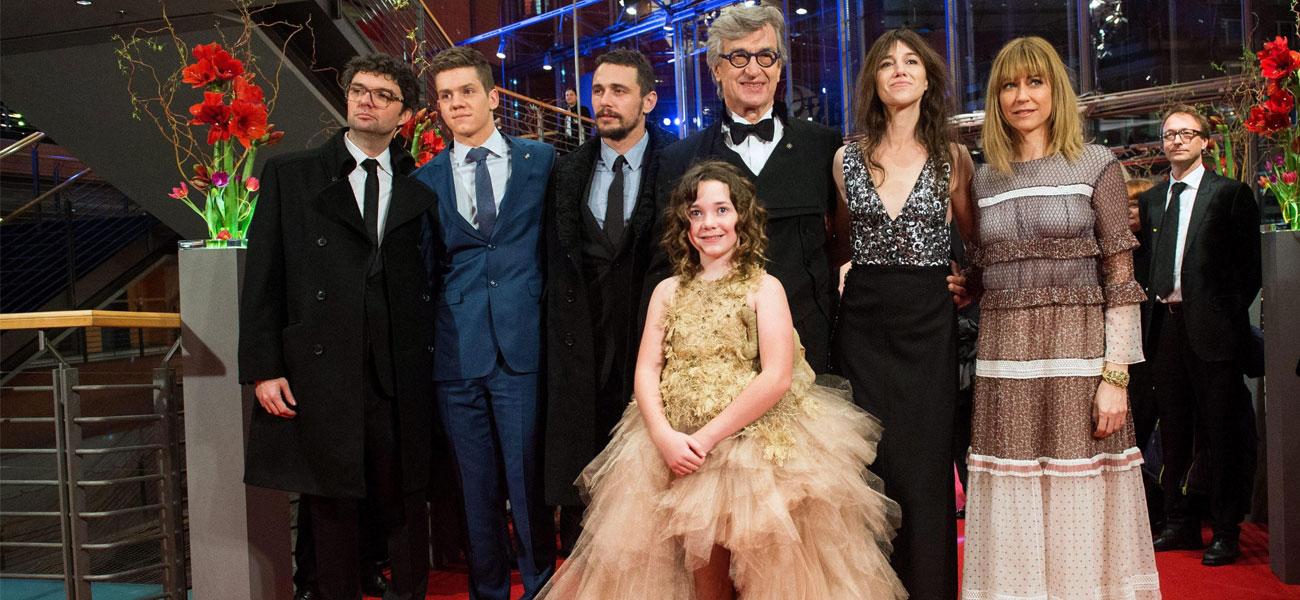 In foto James Franco (43 anni) Dall'articolo: Berlinale 2015, James Franco e Charlotte Gainsbourg.
