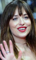 In foto Dakota Johnson (29 anni) Dall'articolo: Berlinale 2015, il giorno di Cinquanta sfumature di grigio.