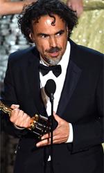 Oscar 2015, il trionfo di Birdman - Alejandro González Iñárritu, Premio Oscar 2015 per la Miglior Regia (per Birdman).