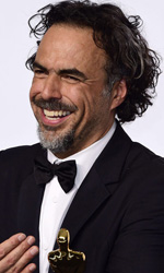 Oscar 2015, le foto dei vincitori - Alejandro González Iñárritu, Premio Oscar 2015 per la Miglior Regia (per Birdman).