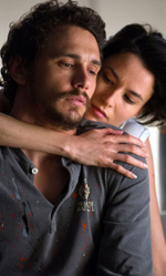 In foto James Franco (43 anni) Dall'articolo: Third Person, intervista a Paul Haggis.