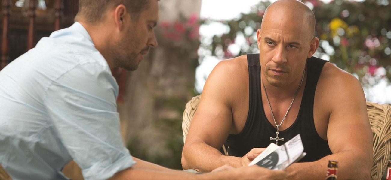 In foto Vin Diesel (52 anni) Dall'articolo: Fast & Furious 7, cinque ragioni per vedere il film.