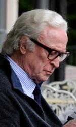 In foto Michael Caine (85 anni) Dall'articolo: Il cinema è un hotel.