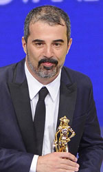 """Francesco Munzi, le mie """"anime nere"""" - Francesco Munzi riceve il David di Donatello per il Miglior Film."""