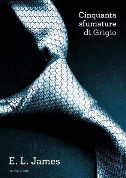 -  Dall'articolo: Cinquanta sfumature di grigio, il libro.