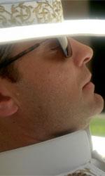 The Young Pope, la prima immagine del nuovo lavoro di Paolo Sorrentino - In foto Jude Law come Lenny Belardo in una scena tratta dalla serie The Young Pope di Paolo Sorrentino.