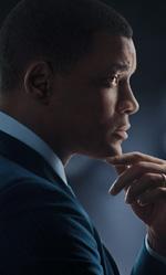 In foto Will Smith (52 anni) Dall'articolo: Concussion, trailer e poster ufficiali.