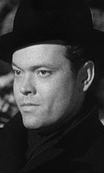 In foto Orson Welles (105 anni) Dall'articolo: Il terzo uomo nelle sale: rifacciamoci la bocca.
