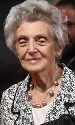 Venezia 72, commuove il film postumo di Caligari - In foto Adelina Ponti, la madre del regista Claudio Caligari, scomparso lo scorso 26 maggio.