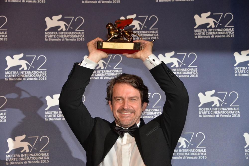 In foto Lorenzo Vigas Dall'articolo: Venezia 72, il trionfo di Desde Allà.