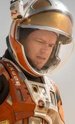 In foto Matt Damon (50 anni) Dall'articolo: Diario di un astronauta.