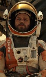 In foto Matt Damon (50 anni) Dall'articolo: Sopravvissuto - The Martian, un manuale di sopravvivenza.