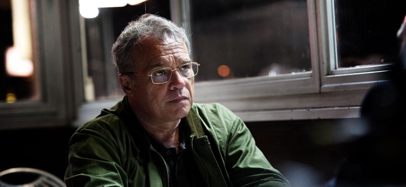 In foto Claudio Amendola (58 anni) Dall'articolo: Roma violenta: dateci 10 Suburra all'anno.