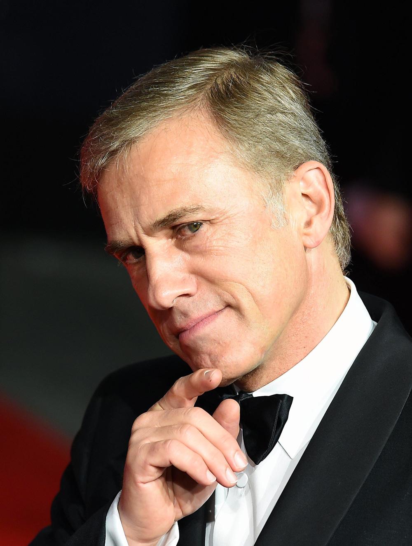 In foto Christoph Waltz (63 anni) Dall'articolo: Spectre - 007, la premiere 'reale' a Londra.