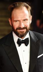Spectre - 007, la premiere 'reale' a Londra - L'attore Ralph Fiennes.