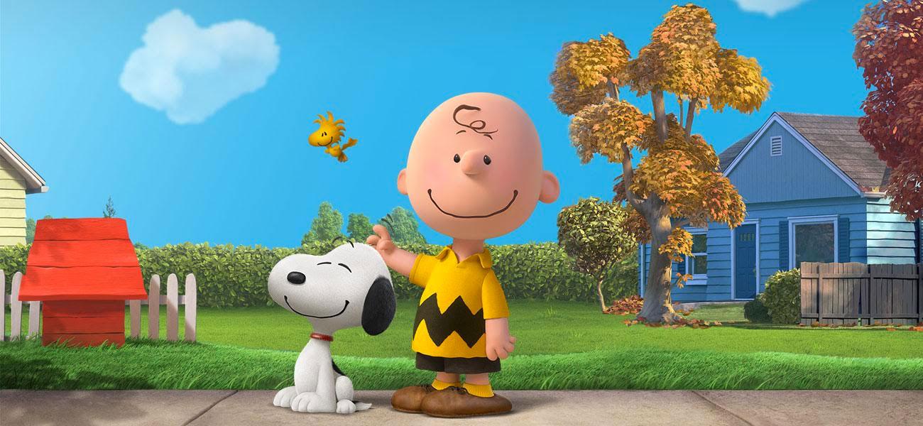 In foto una scena del film Snoopy & Friends - Il film dei Peanuts. -  Dall'articolo: Per grandi e piccini, l'animazione è per tutti.