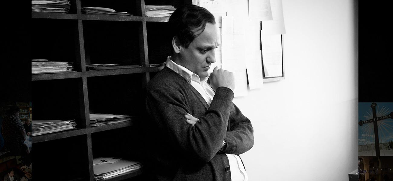 In foto Rodrigo De la Serna (44 anni) Dall'articolo: Francesco: meglio live che sullo schermo.