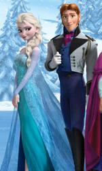 Al Giappone piace animato, è ancora record per Frozen -