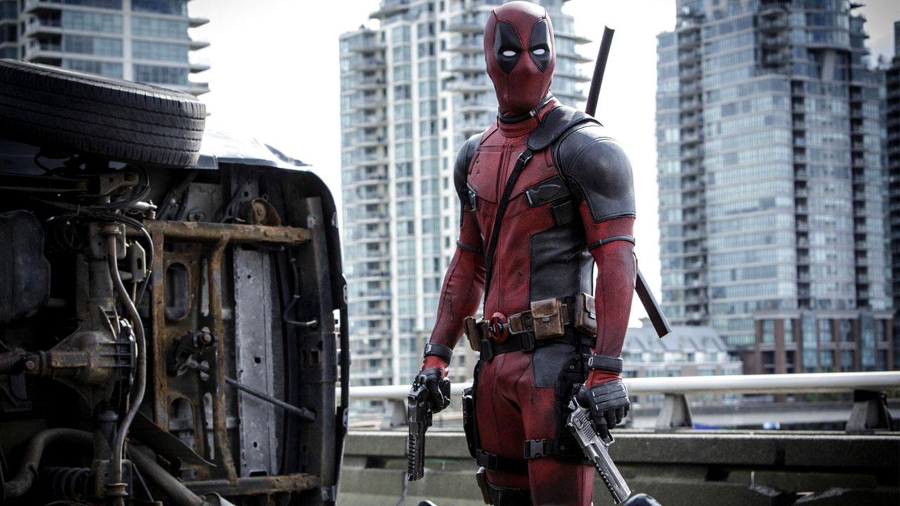 In foto Ryan Reynolds (44 anni) Dall'articolo: Deadpool senza rivali in America.