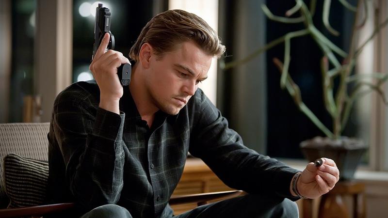 Inception (2010) di Christopher Nolan. -  Dall'articolo: Leonardo, il Magnifico.