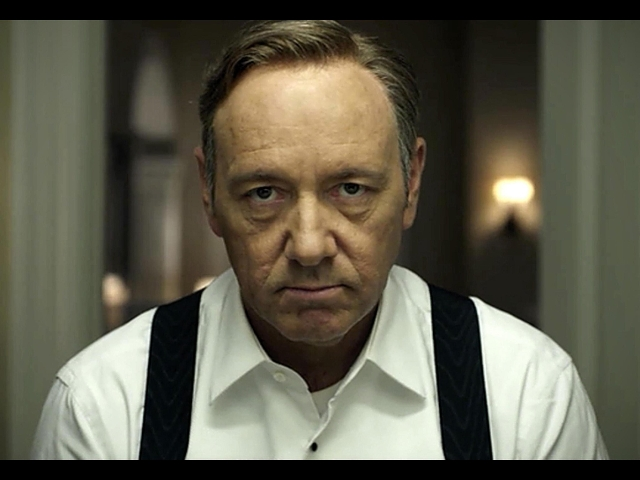 House of Cards 4, Spacey alle primarie