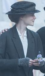 In foto Carey Mulligan (35 anni) Dall'articolo: Colpo di scena al femminile, Suffragette è il film più visto.