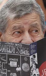 Jerry Lewis, 90 anni da picchiatello