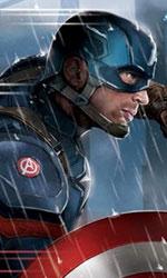 Captain America: Civil War, il nuovo trailer italiano - Captain America: Civil War.