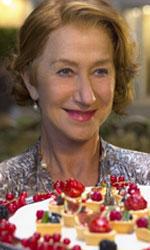 Cinema à la carte, il cibo è protagonista - Helen Mirren in una scena di Amore, cucina e curry (2014) di Lasse Hallström.