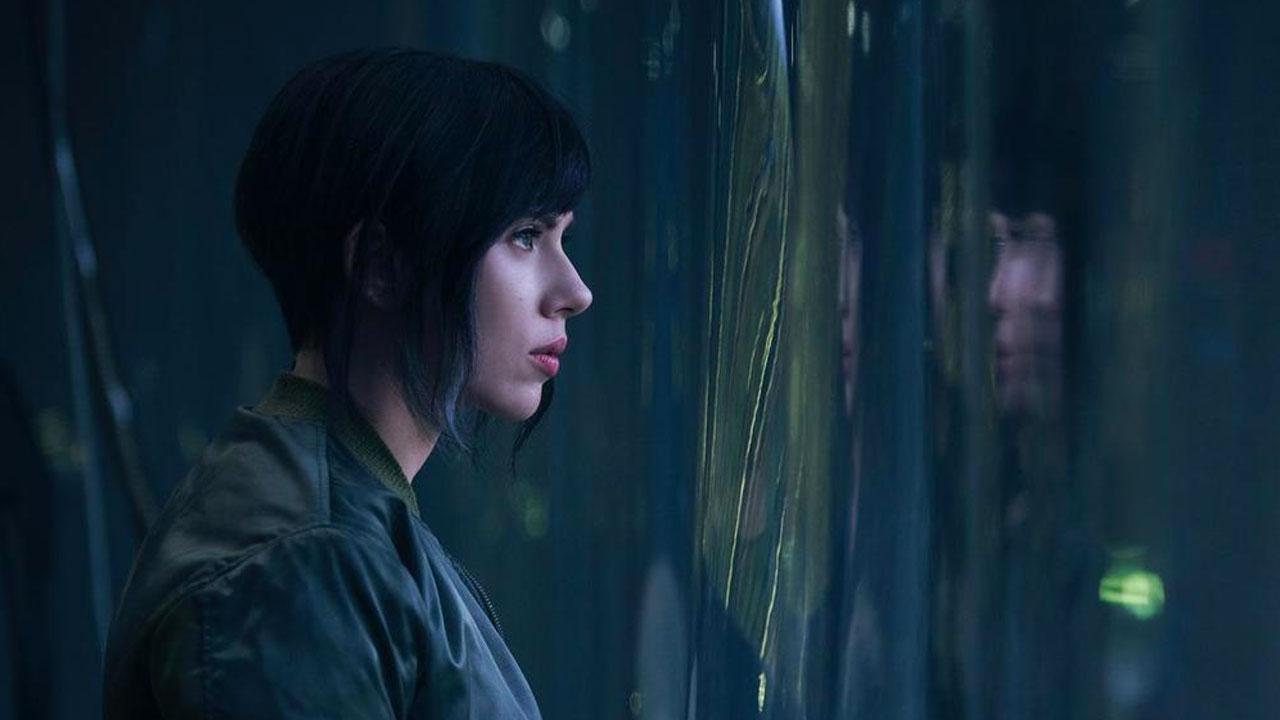 recensione di Ghost in the shell di Rupert Sanders con Scarlett Johansson onironautaidiosincratico