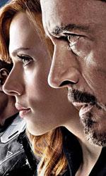 Box office senza sorprese, tutta l'attesa è per Captain America in uscita domani - Captain America: Civil War.