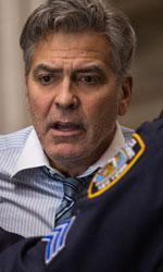 In foto George Clooney (60 anni) Dall'articolo: Money Monster, da Cannes al terzo gradino del podio.