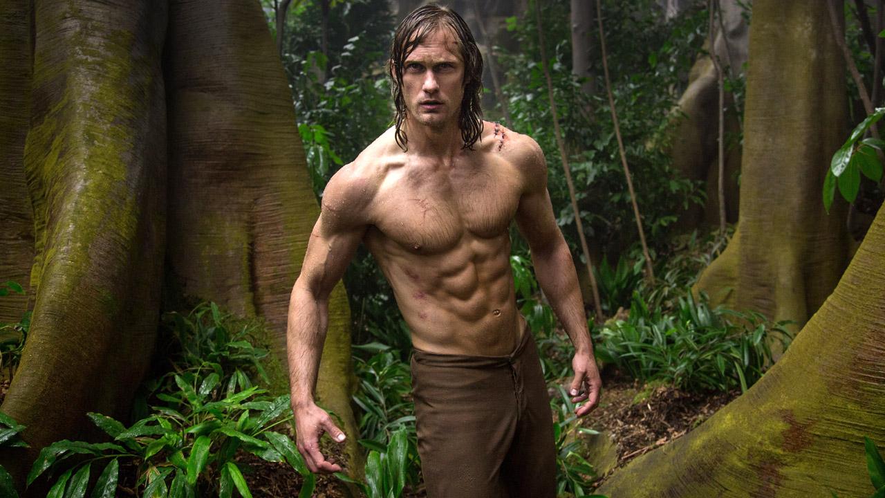 In foto Alexander Skarsgård (45 anni) Dall'articolo: The Legend of Tarzan, le 10 cose che (non) vedremo nel film.