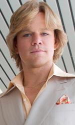 In foto Matt Damon (50 anni) Dall'articolo: Dietro i candelabri stasera su Rai 3.
