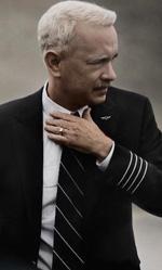 In foto Tom Hanks (64 anni) Dall'articolo: Sully, il pilota che compì il miracolo sull'Hudson.