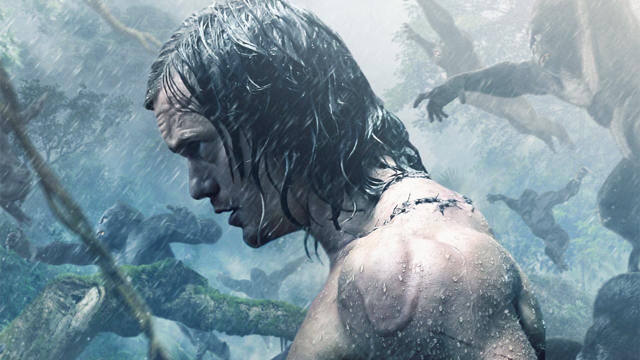 In foto Alexander Skarsgård (45 anni) Dall'articolo: Tarzan torna in sala con la sua eterna leggenda.