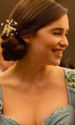 Sorpresissima al Box Office, Io prima di te straccia Jason Bourne - In foto Emilia Clarke in una scena del film Io prima di te