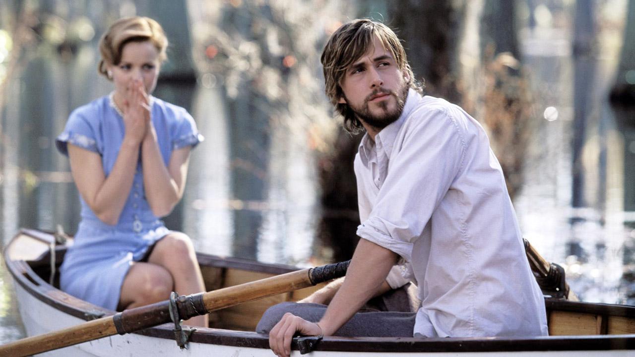 In foto Ryan Gosling (39 anni) Dall'articolo: Le pagine della nostra vita stasera su Rete 4.