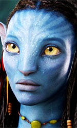 In foto Zoe Saldana (42 anni) Dall'articolo: Dai Lumiere ad oggi, i 10 film che hanno fatto la storia del 3D.
