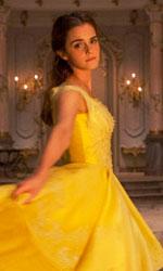 In foto Emma Watson (28 anni) Dall'articolo: La bella e la bestia, il trailer italiano.