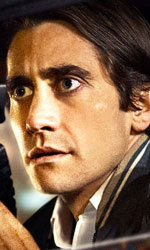 In foto Jake Gyllenhaal (39 anni) Dall'articolo: Lo sciacallo - The Nightcrawler stasera su Rai Movie.