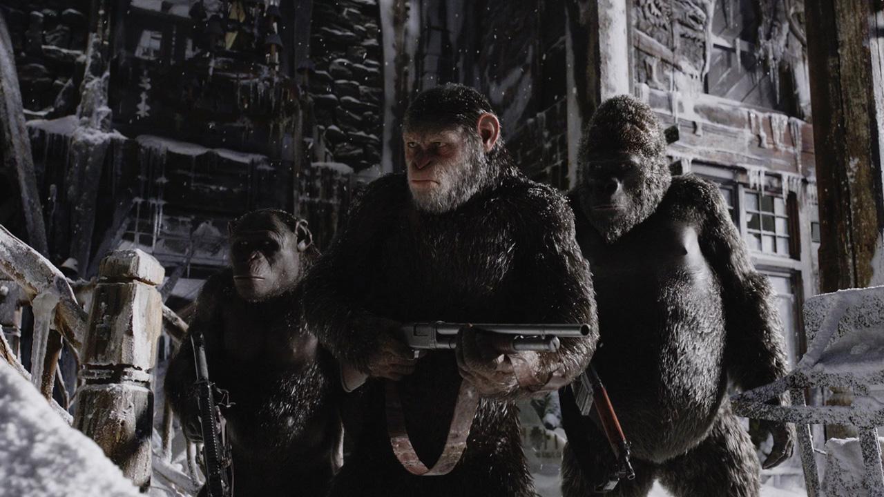 In foto Matt Reeves (53 anni) Dall'articolo: War - Il pianeta delle scimmie, il trailer italiano.