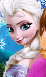 Frozen - Il regno di ghiaccio, il film stasera in tv su RaiDue -