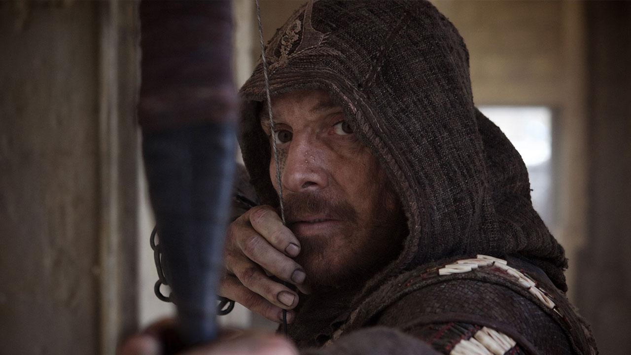 In foto Michael Fassbender (41 anni) Dall'articolo: Assassin's Creed mantiene la prima posizione al Box Office.