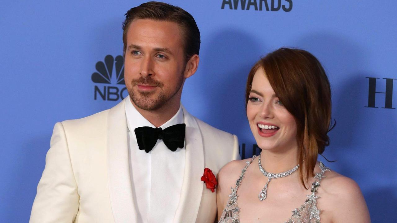 In foto Emma Stone (33 anni) Dall'articolo: Golden Globes 2017, trionfa La La Land.